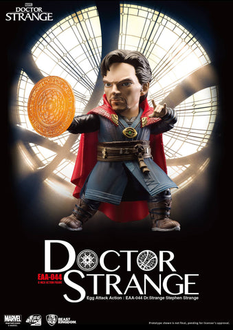 Egg Attack Action - EAA-044 - Doctor Strange - Stephen Strange - Marvelous Toys - 1
