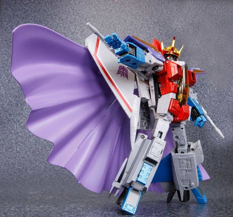 TakaraTomy - Transformers Masterpiece - MP-11 - Coronation Starscream - Marvelous Toys - 1
