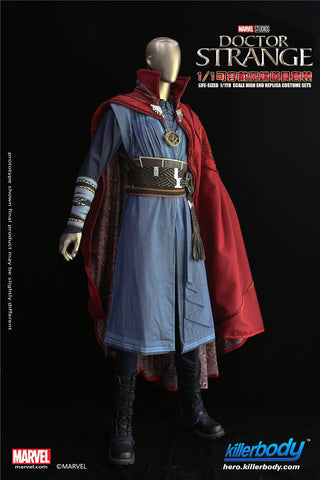 Killerbody - 1/1 Scale High End Replica - Doctor Strange - Doctor Strange Costume Set - Marvelous Toys - 1