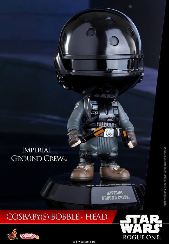 (IN STOCK) Hot Toys - COSB335 - Rogue One: A Star Wars Story - Cosbaby Bobble-Head (Series 1) Set of 6 - Marvelous Toys - 16