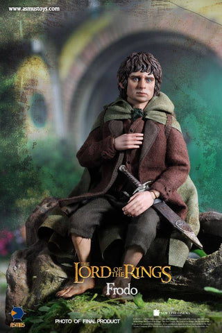 Asmus Toys - LOTR014 & 015 - Lord of the Rings - Heroes of Middle-Earth - Frodo & Sam - Marvelous Toys - 2