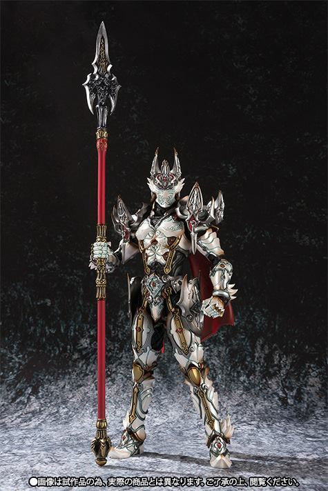 S.H.Figuarts - Equip & Prop - Makai-Kado - Dan the Midnight Sun Knight (TamashiiWeb Exclusive) - Marvelous Toys - 3