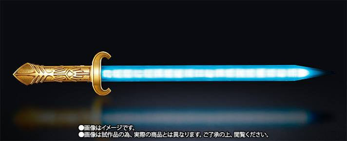 Tamashii Lab - Space Sheriff Gavan type G Laser Blade Origin (TamashiiWeb Exclusive) - Marvelous Toys - 2