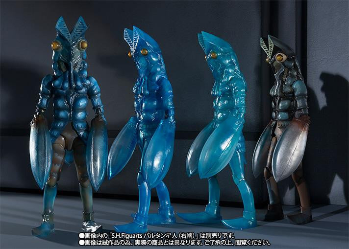 S.H.Figuarts - Ultraman - Alien Baltan Clone Set (TamashiiWeb Exclusive) - Marvelous Toys - 5