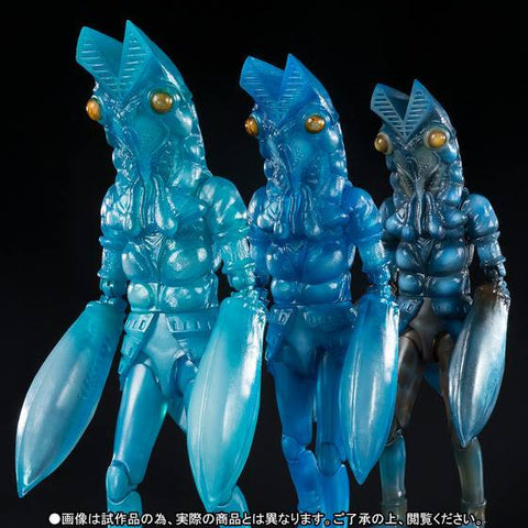 S.H.Figuarts - Ultraman - Alien Baltan Clone Set (TamashiiWeb Exclusive) - Marvelous Toys - 1