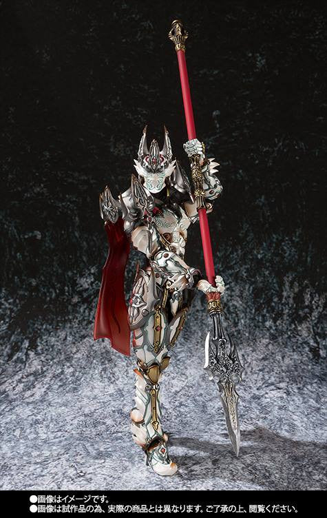 S.H.Figuarts - Equip & Prop - Makai-Kado - Dan the Midnight Sun Knight (TamashiiWeb Exclusive) - Marvelous Toys - 4