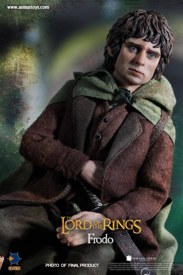 Asmus Toys - LOTR014 & 015 - Lord of the Rings - Heroes of Middle-Earth - Frodo & Sam - Marvelous Toys - 4
