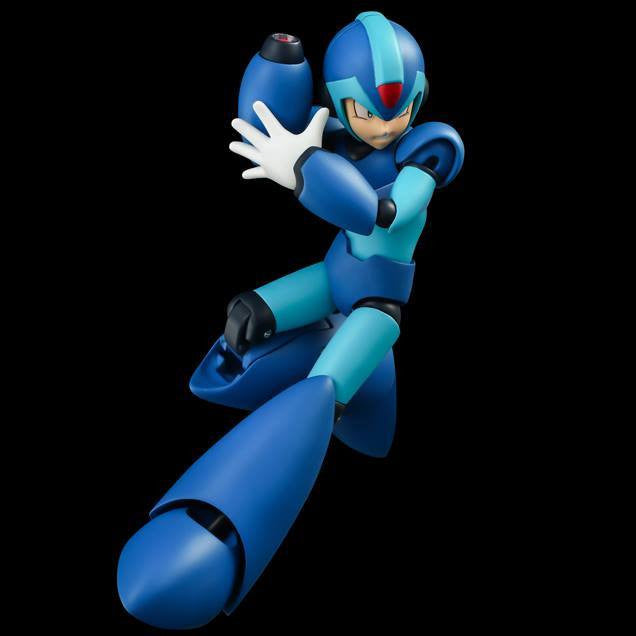 Sentinel - 4inch-nel - Rockman X - Marvelous Toys - 5