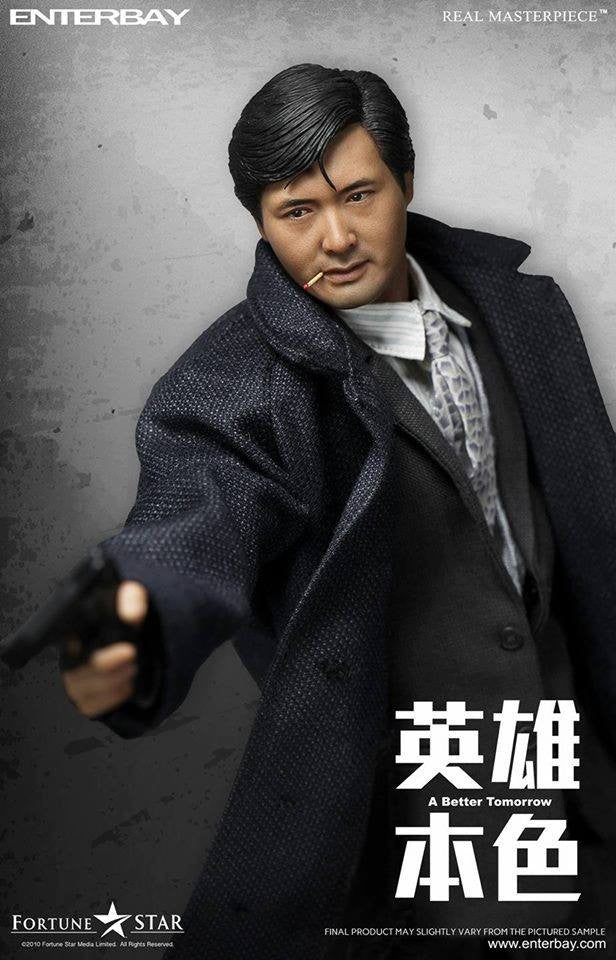 Enterbay - 1/6 A Better Tomorrow 英雄本色 - Mark哥 (Chow Yun Fatt/周润发) - Marvelous Toys - 3