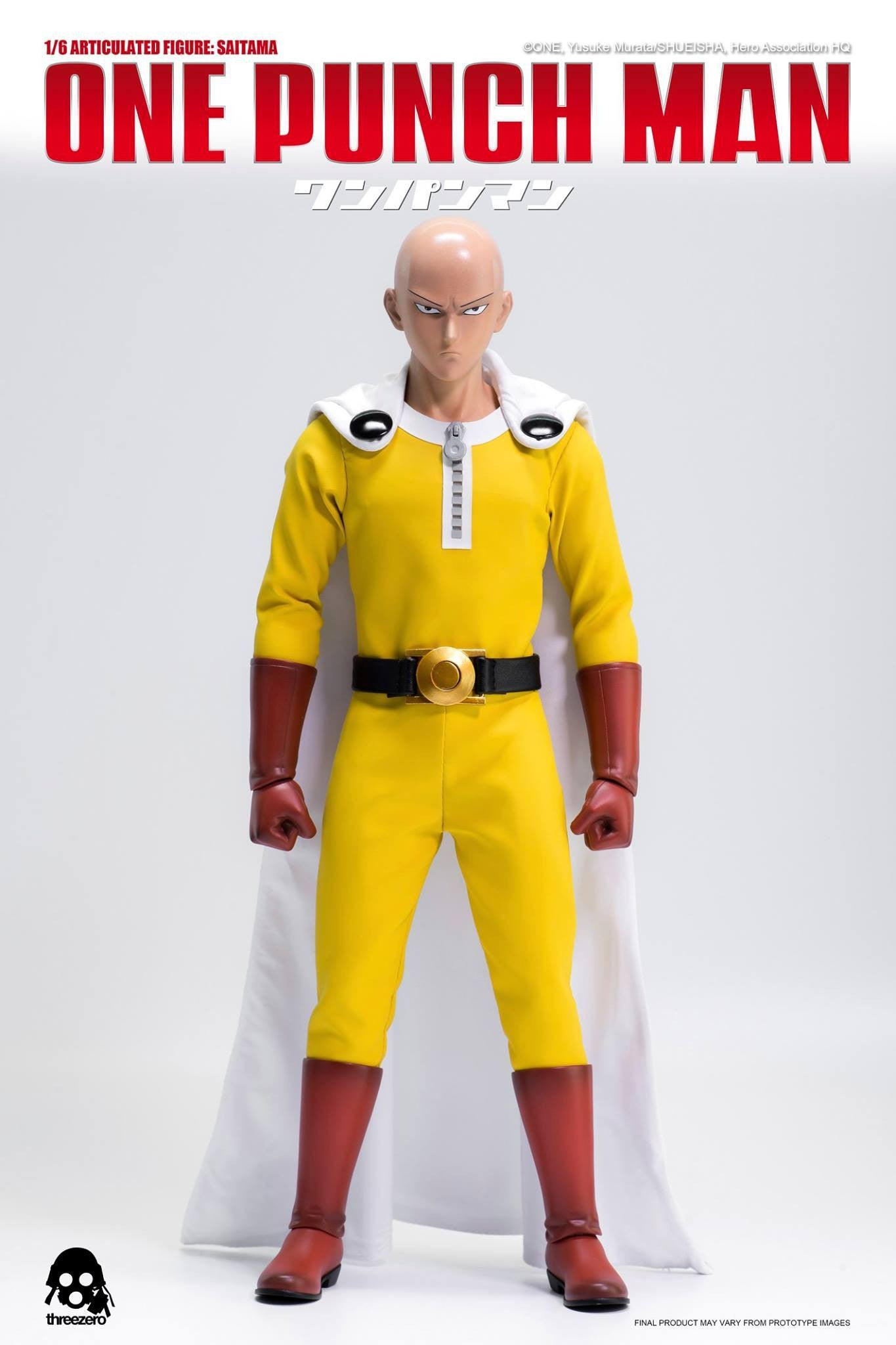 ThreeZero - One-Punch Man - Saitama - Marvelous Toys - 3
