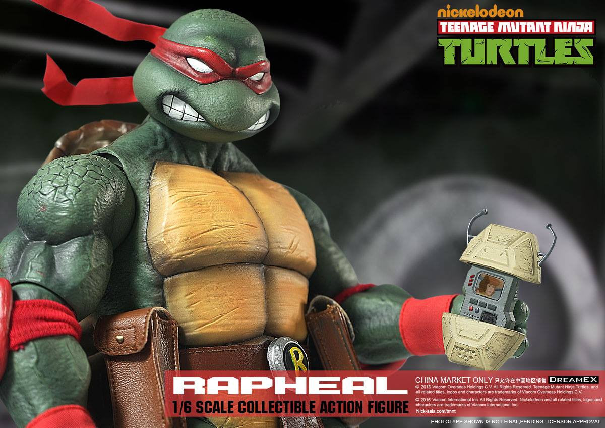 Dream EX - Teenage Mutant Ninja Turtles - 1/6 Scale Raphael - Marvelous Toys - 4