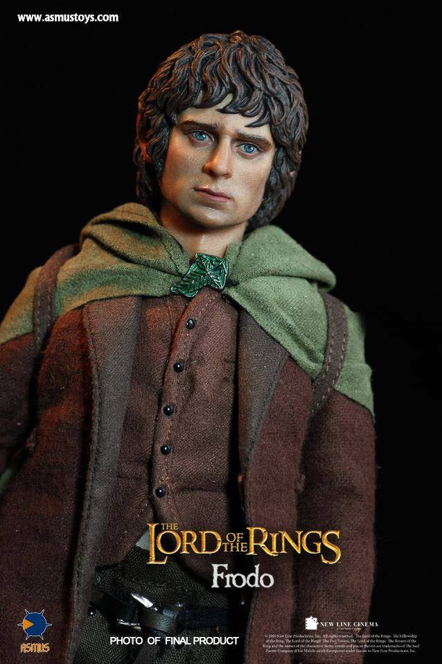 Asmus Toys - LOTR014 & 015 - Lord of the Rings - Heroes of Middle-Earth - Frodo & Sam - Marvelous Toys - 8