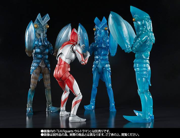 S.H.Figuarts - Ultraman - Alien Baltan Clone Set (TamashiiWeb Exclusive) - Marvelous Toys - 7
