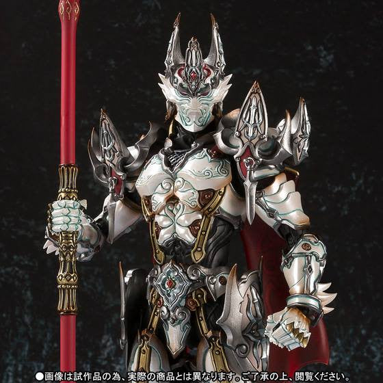 S.H.Figuarts - Equip & Prop - Makai-Kado - Dan the Midnight Sun Knight (TamashiiWeb Exclusive) - Marvelous Toys - 5
