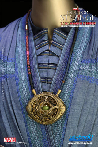 Killerbody - 1/1 Scale High End Replica - Doctor Strange - Eye of Agamotto - Marvelous Toys - 2