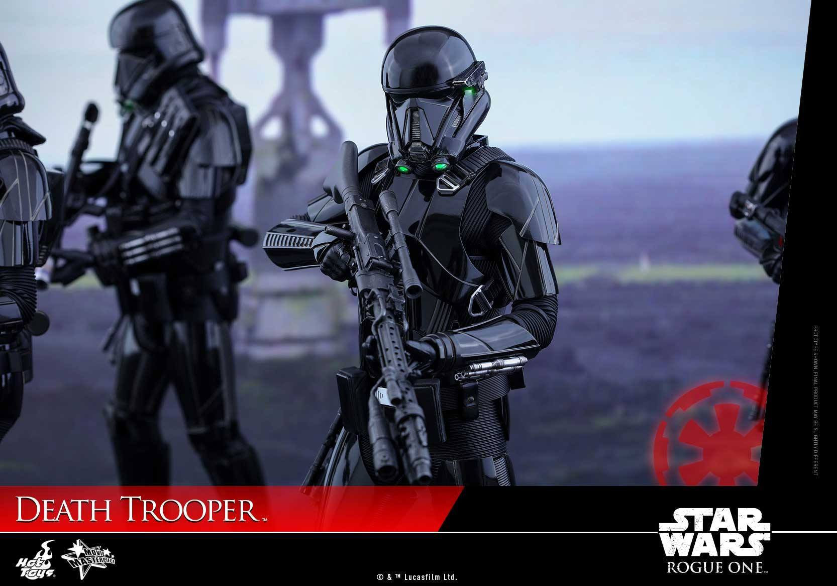 Hot Toys - MMS398 - Rogue One: A Star Wars Story - Death Trooper - Marvelous Toys - 3