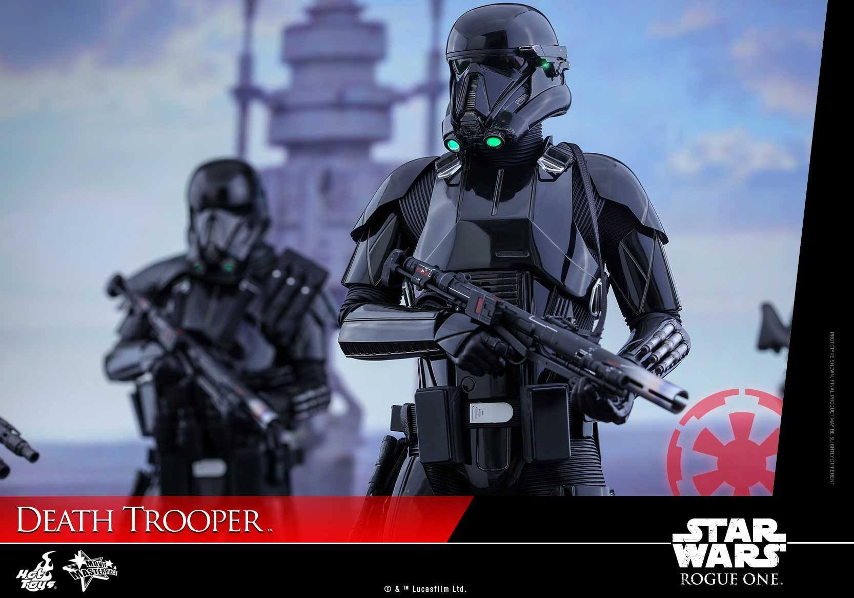 Hot Toys - MMS398 - Rogue One: A Star Wars Story - Death Trooper - Marvelous Toys - 4