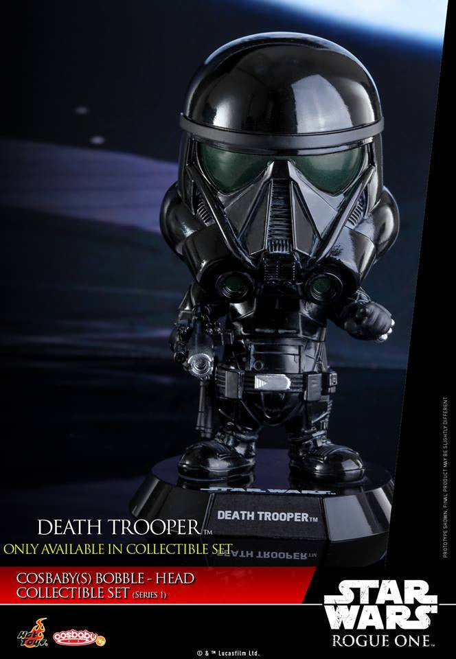 (IN STOCK) Hot Toys - COSB335 - Rogue One: A Star Wars Story - Cosbaby Bobble-Head (Series 1) Set of 6 - Marvelous Toys - 7