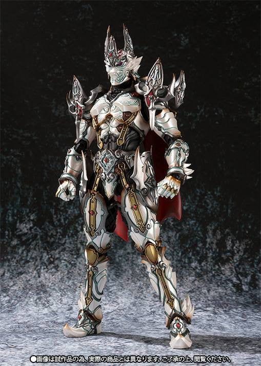 S.H.Figuarts - Equip & Prop - Makai-Kado - Dan the Midnight Sun Knight (TamashiiWeb Exclusive) - Marvelous Toys - 6