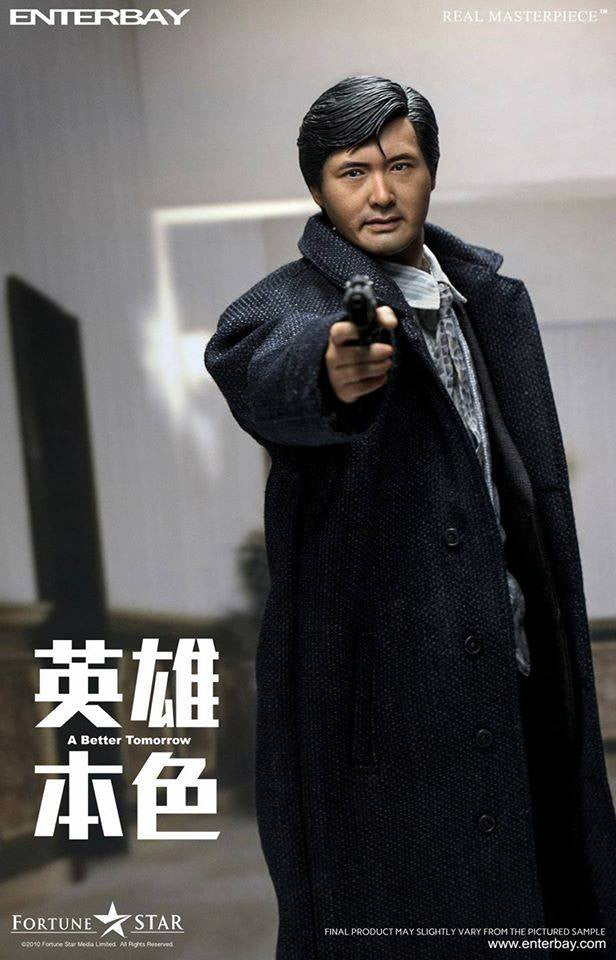 Enterbay - 1/6 A Better Tomorrow 英雄本色 - Mark哥 (Chow Yun Fatt/周润发) - Marvelous Toys - 6