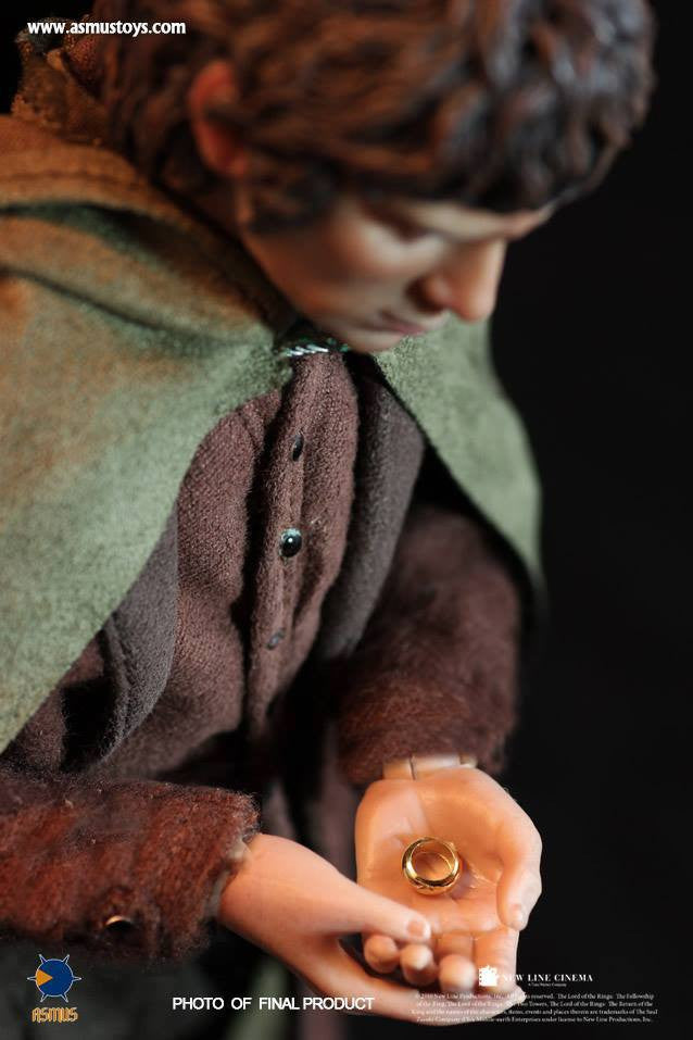 Asmus Toys - LOTR014 & 015 - Lord of the Rings - Heroes of Middle-Earth - Frodo & Sam - Marvelous Toys - 6