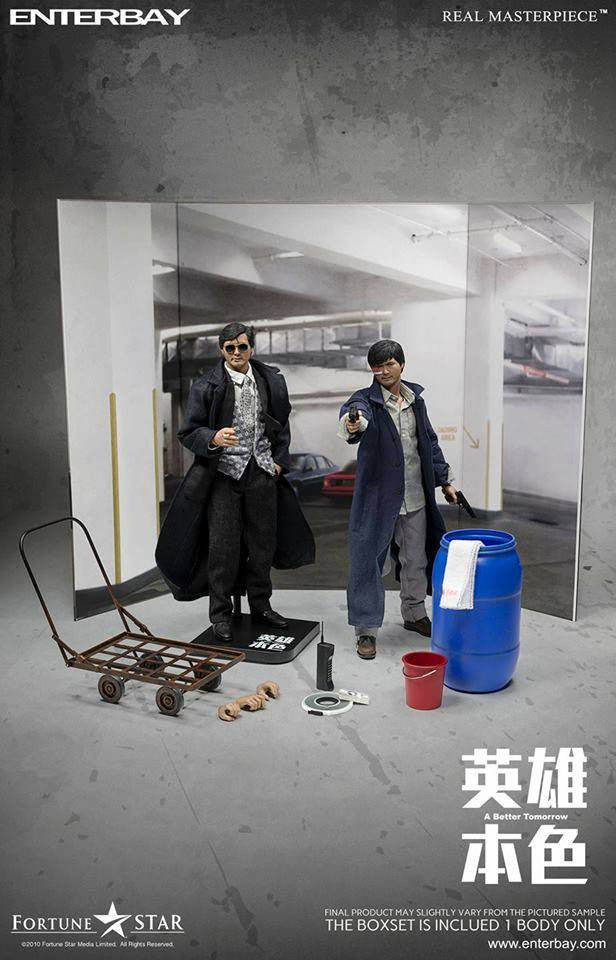Enterbay - 1/6 A Better Tomorrow 英雄本色 - Mark哥 (Chow Yun Fatt/周润发) - Marvelous Toys - 10