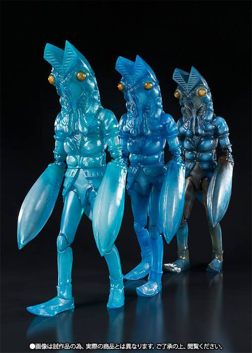 S.H.Figuarts - Ultraman - Alien Baltan Clone Set (TamashiiWeb Exclusive) - Marvelous Toys - 8