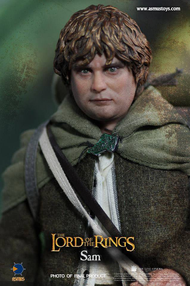 Asmus Toys - LOTR014 & 015 - Lord of the Rings - Heroes of Middle-Earth - Frodo & Sam - Marvelous Toys - 7