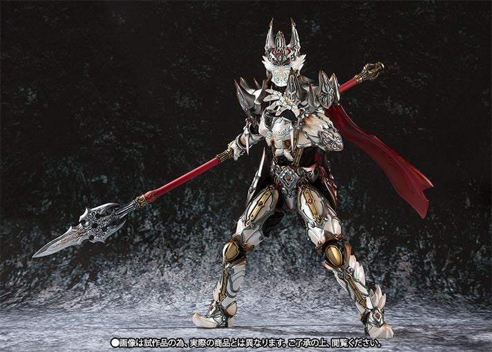 S.H.Figuarts - Equip & Prop - Makai-Kado - Dan the Midnight Sun Knight (TamashiiWeb Exclusive) - Marvelous Toys - 7