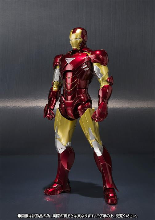 S.H.Figuarts - Iron Man - Iron Man Mark VI (6) (TamashiiWeb Exclusive) - Marvelous Toys - 5