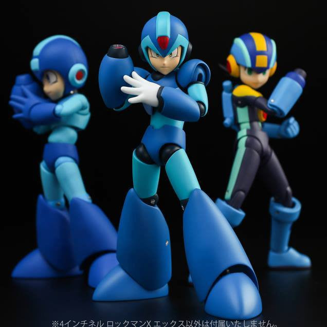 Sentinel - 4inch-nel - Rockman X - Marvelous Toys - 9