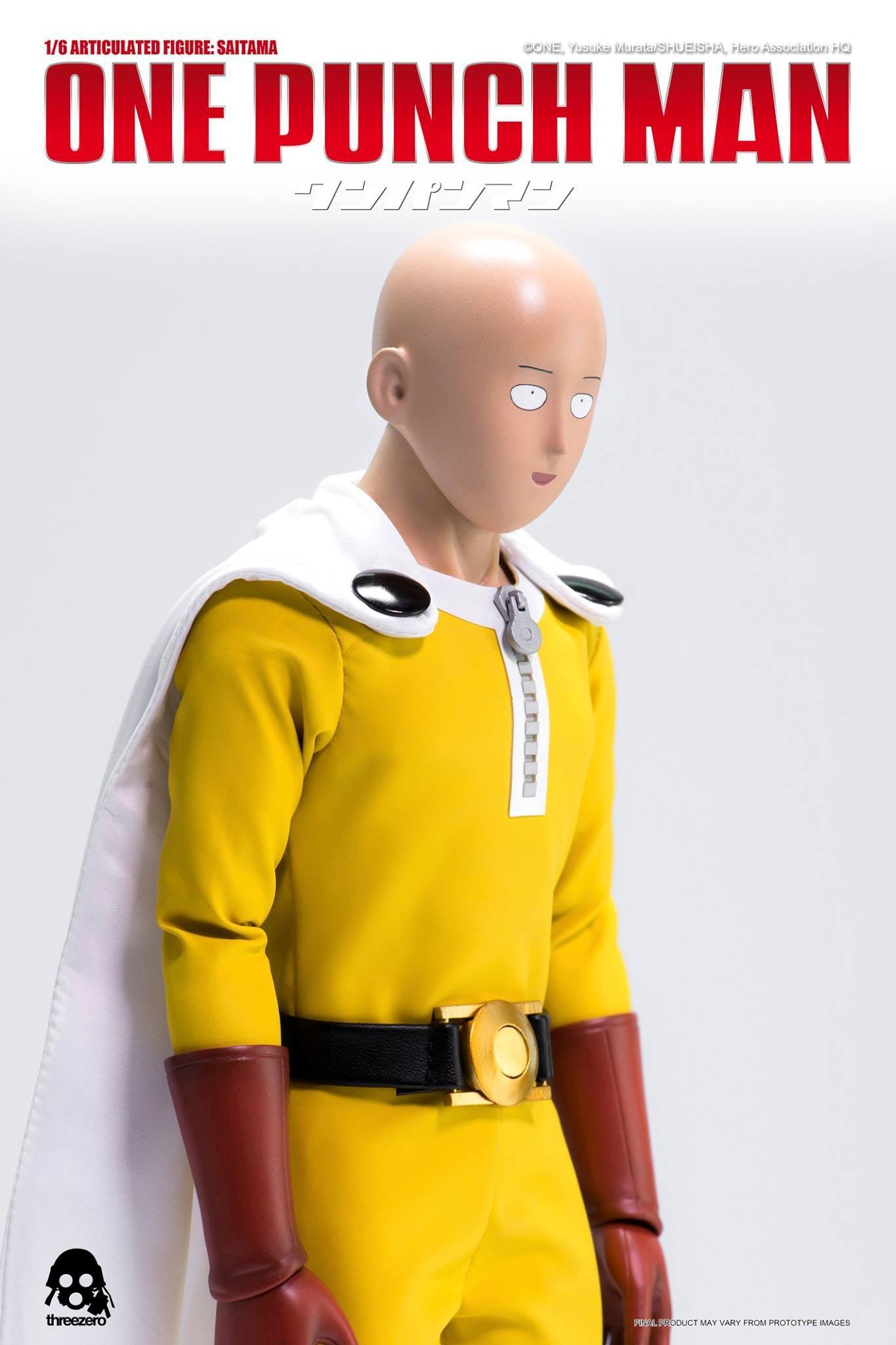 ThreeZero - One-Punch Man - Saitama - Marvelous Toys - 5