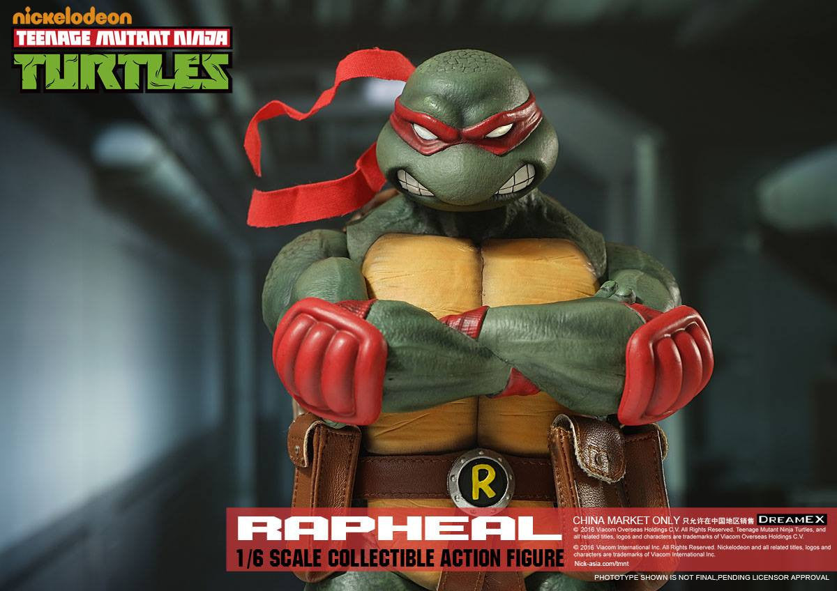 Dream EX - Teenage Mutant Ninja Turtles - 1/6 Scale Raphael - Marvelous Toys - 7