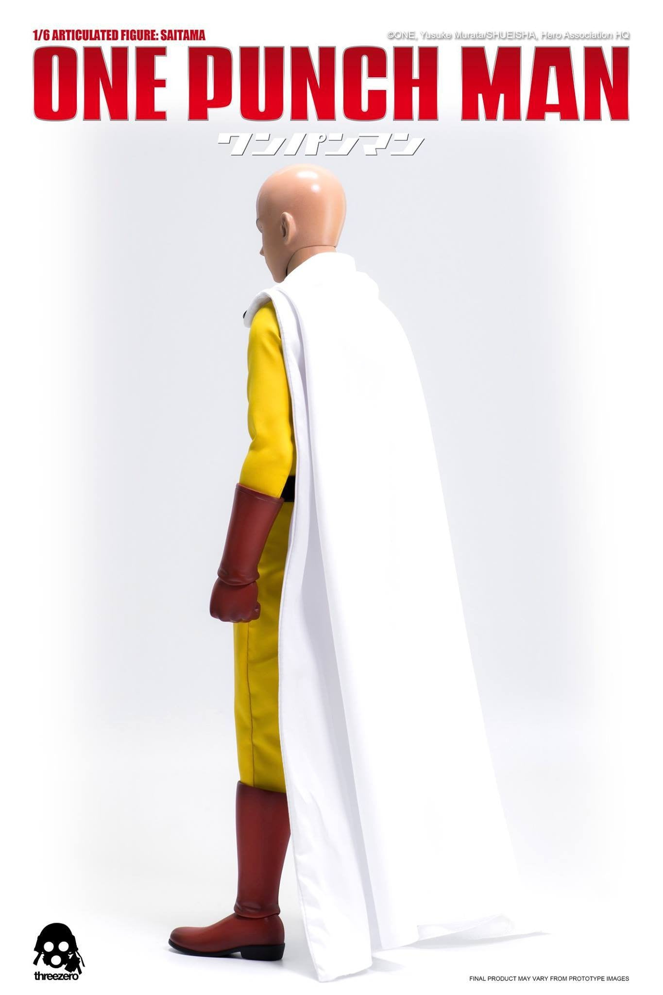 ThreeZero - One-Punch Man - Saitama - Marvelous Toys - 6