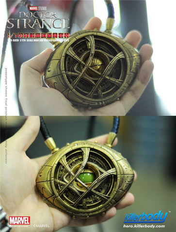 Killerbody - 1/1 Scale High End Replica - Doctor Strange - Eye of Agamotto - Marvelous Toys - 1