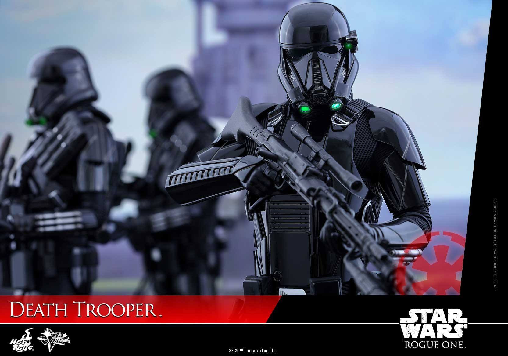 Hot Toys - MMS398 - Rogue One: A Star Wars Story - Death Trooper - Marvelous Toys - 7