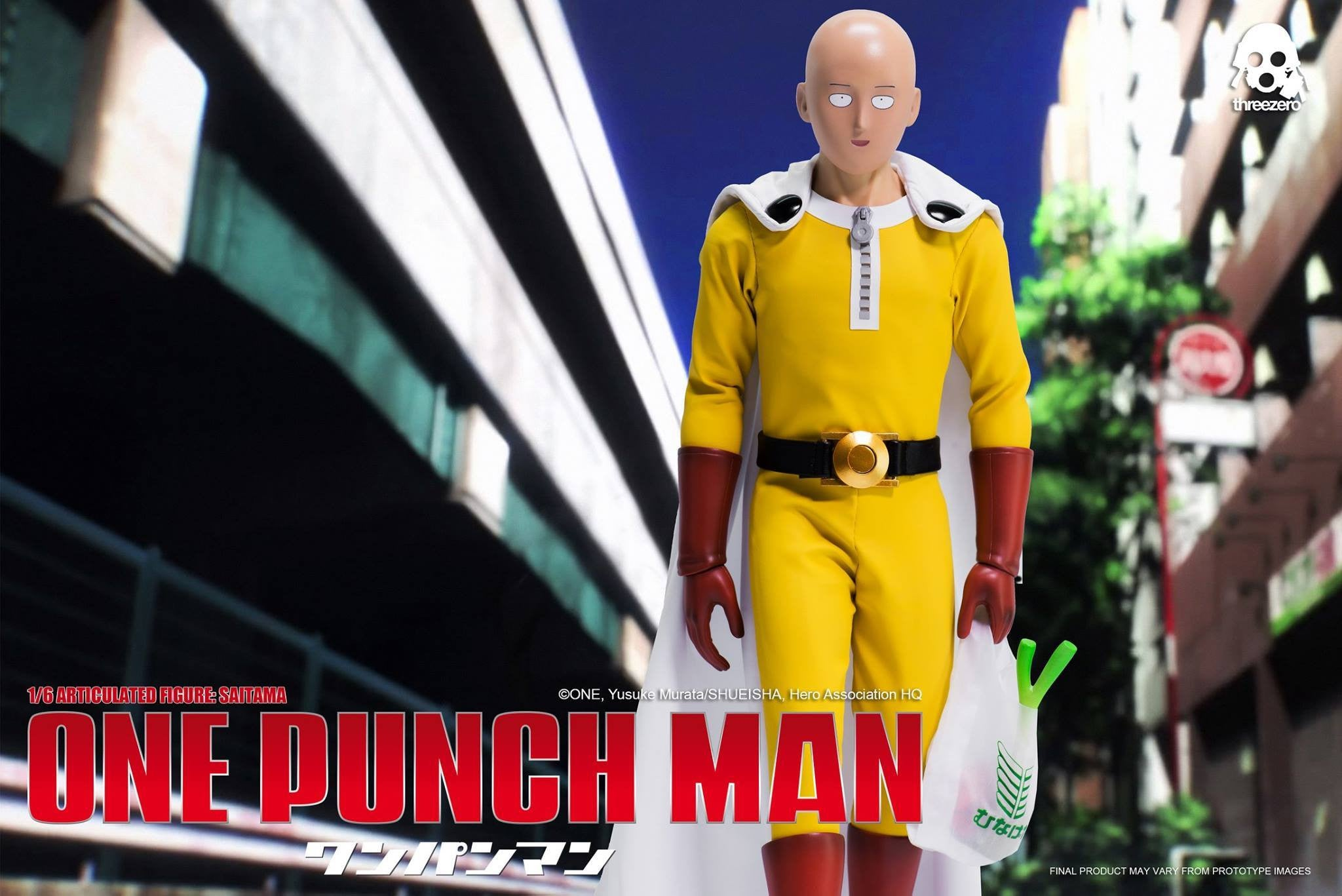 ThreeZero - One-Punch Man - Saitama - Marvelous Toys - 10