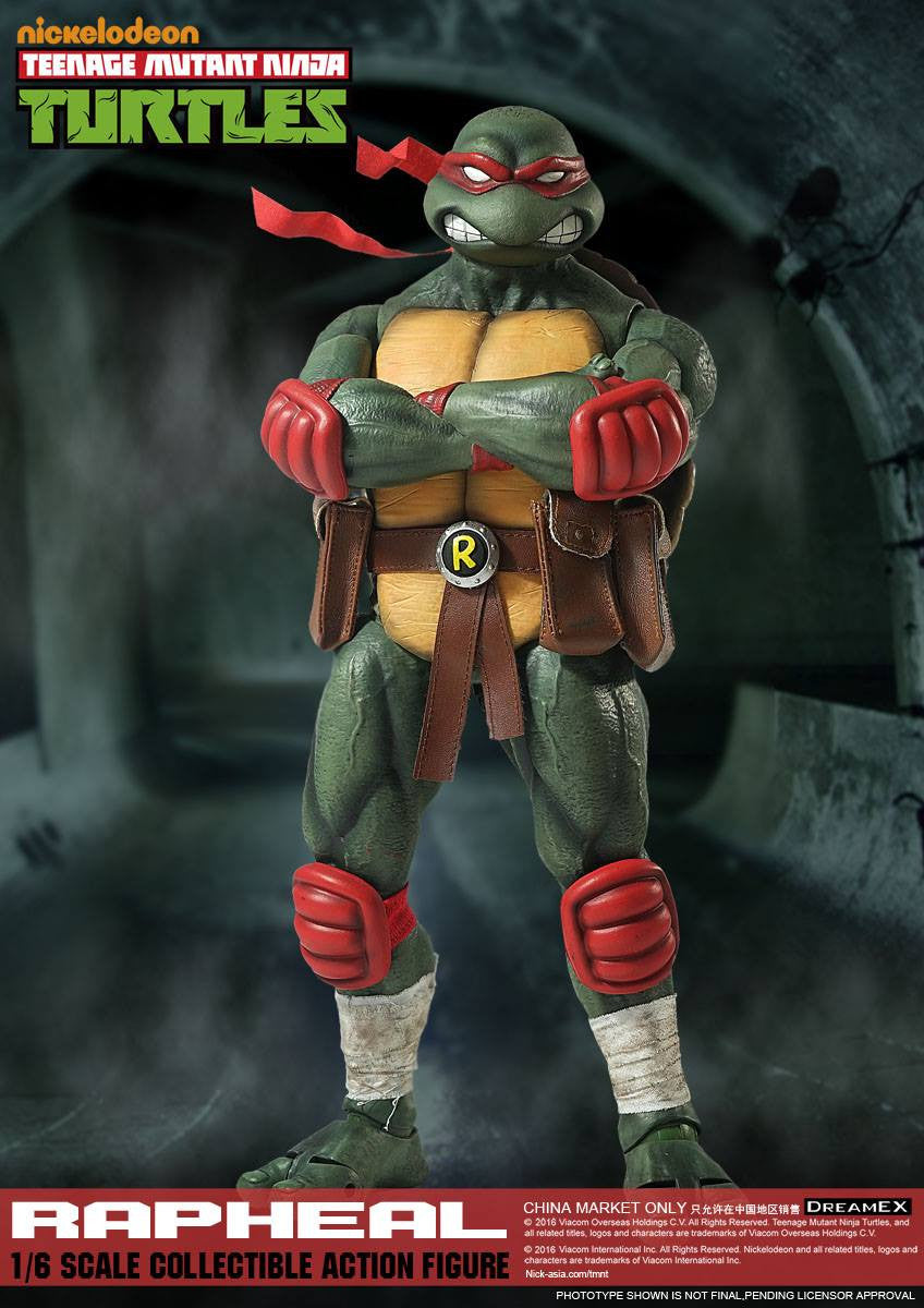 Dream EX - Teenage Mutant Ninja Turtles - 1/6 Scale Raphael - Marvelous Toys - 10