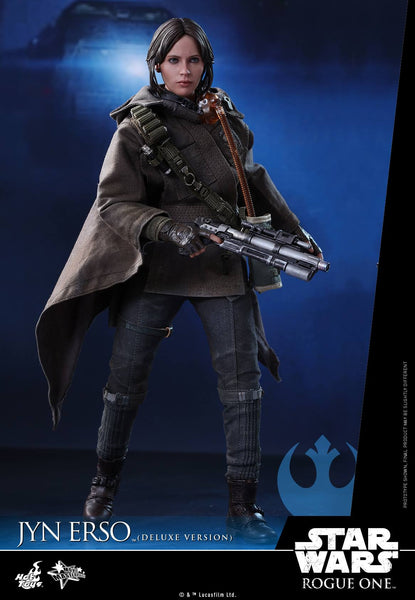 Hot Toys - MMS405 - Rogue One - A Star Wars Story - Jyn Erso (Deluxe Version) - Marvelous Toys - 1