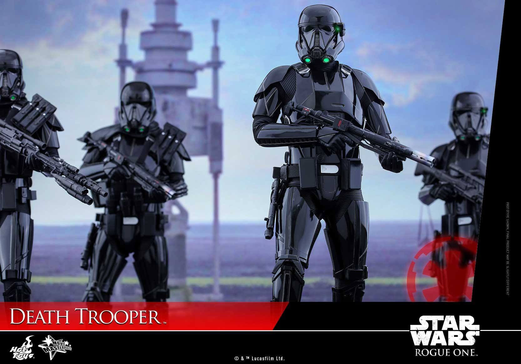 Hot Toys - MMS398 - Rogue One: A Star Wars Story - Death Trooper - Marvelous Toys - 9