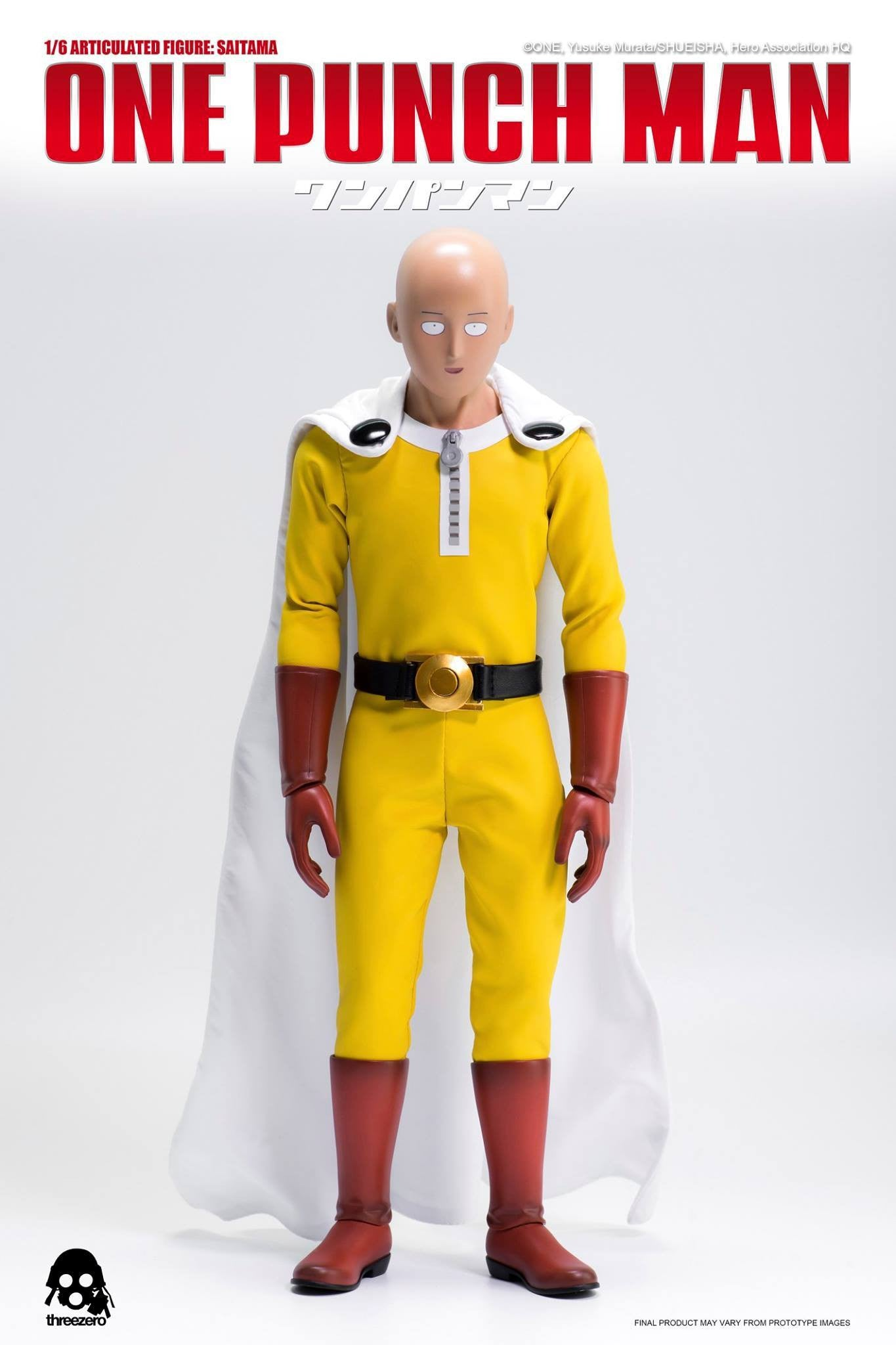 ThreeZero - One-Punch Man - Saitama - Marvelous Toys - 4