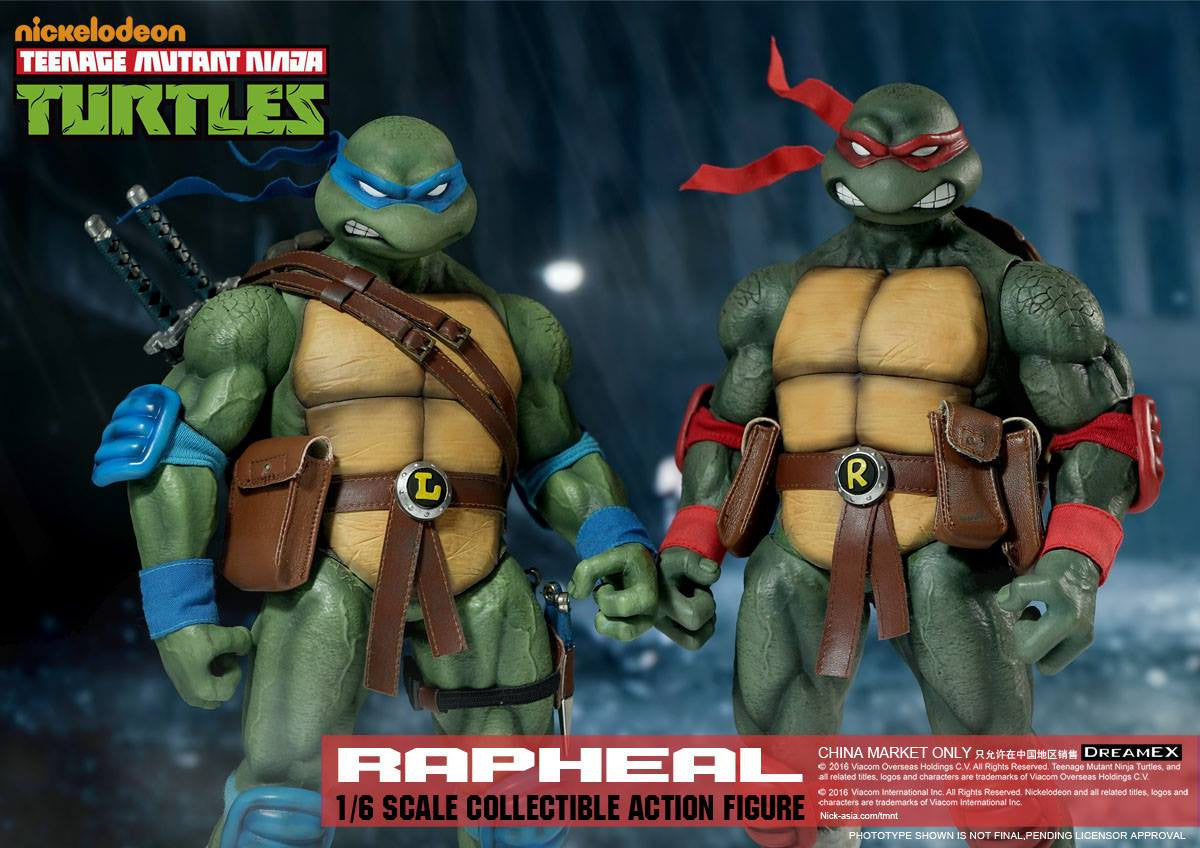 Dream EX - Teenage Mutant Ninja Turtles - 1/6 Scale Raphael - Marvelous Toys - 13