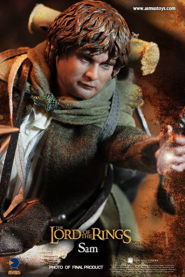 Asmus Toys - LOTR014 & 015 - Lord of the Rings - Heroes of Middle-Earth - Frodo & Sam - Marvelous Toys - 5