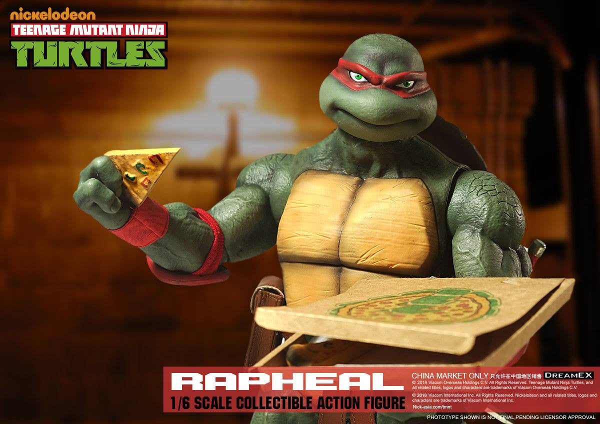 Dream EX - Teenage Mutant Ninja Turtles - 1/6 Scale Raphael - Marvelous Toys - 2