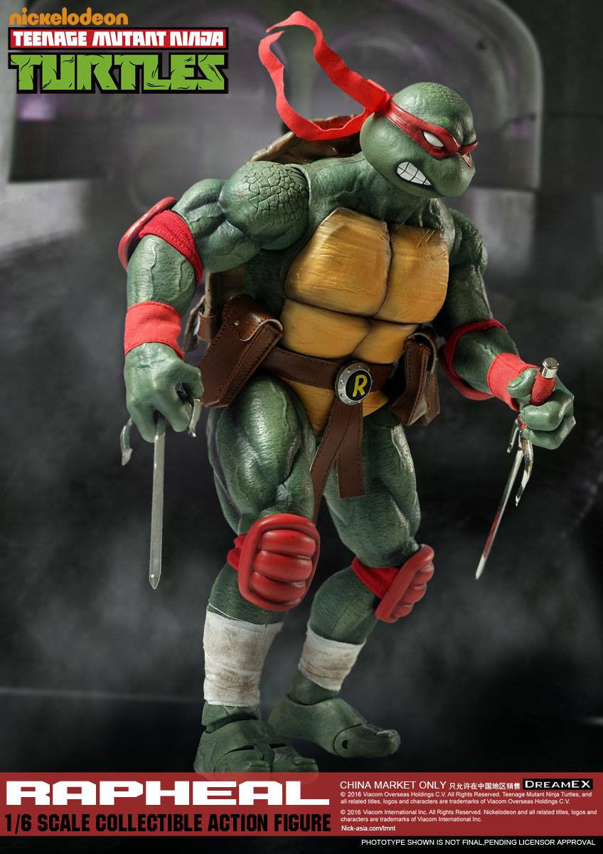 Dream EX - Teenage Mutant Ninja Turtles - 1/6 Scale Raphael - Marvelous Toys - 11