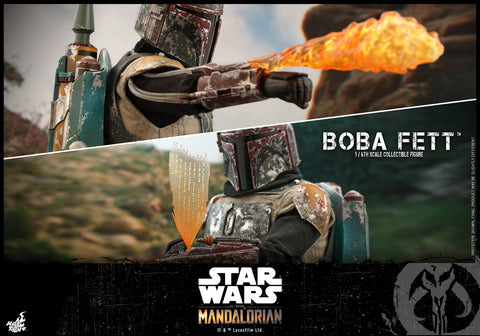 Hot Toys - TMS033 - Star Wars: The Mandalorian - Boba Fett