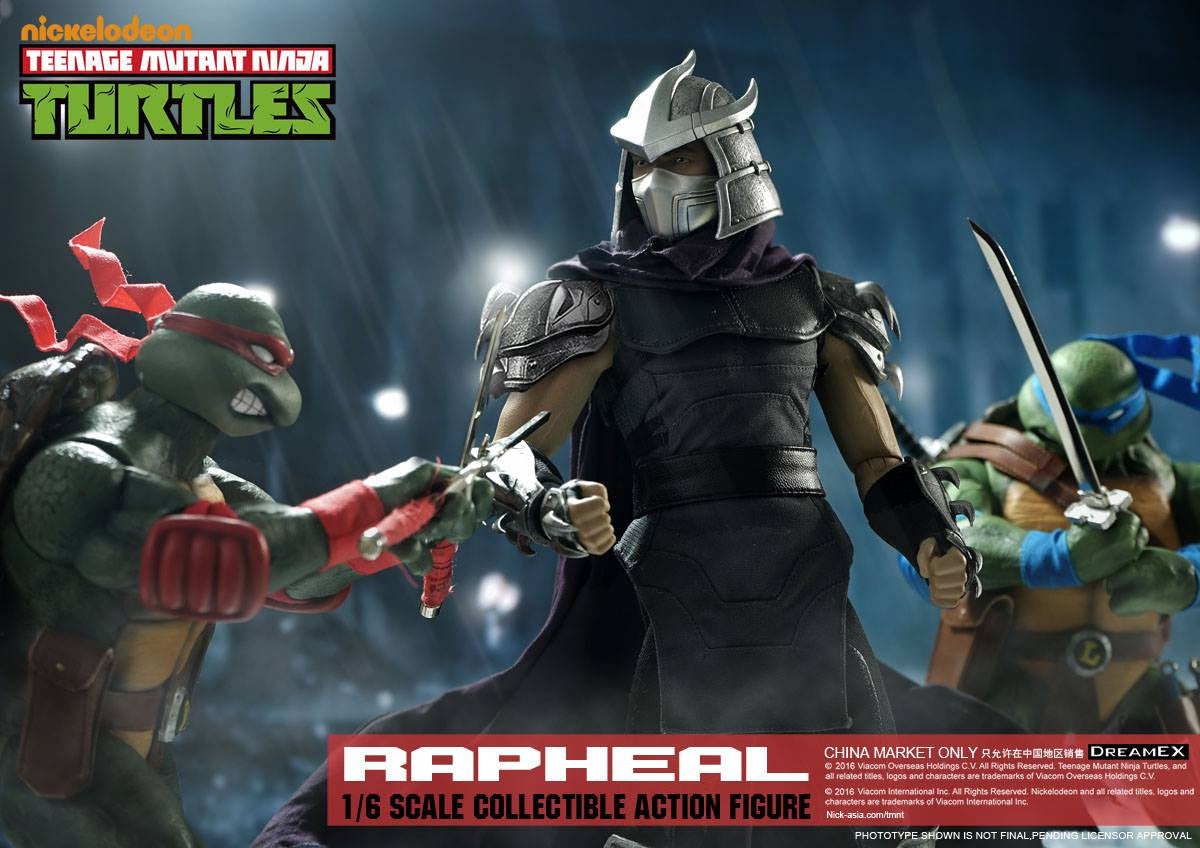 Dream EX - Teenage Mutant Ninja Turtles - 1/6 Scale Raphael - Marvelous Toys - 15