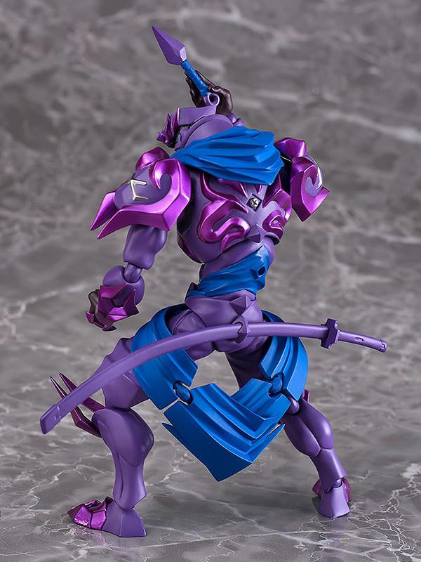 Phat! - Figma SP-090 - Ninja Slayer From Animation - Dark Ninja - Marvelous Toys - 4