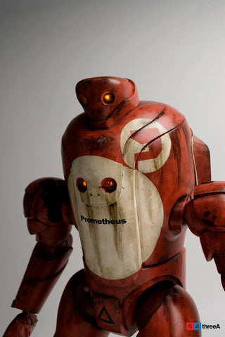 ThreeA - Evenfall - 1/6 T.O.T.E.M Thug Pugillo - Hazard Op (Red) - Marvelous Toys - 1