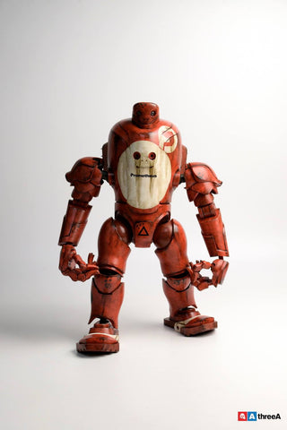 ThreeA - Evenfall - 1/6 T.O.T.E.M Thug Pugillo - Hazard Op (Red) - Marvelous Toys - 2